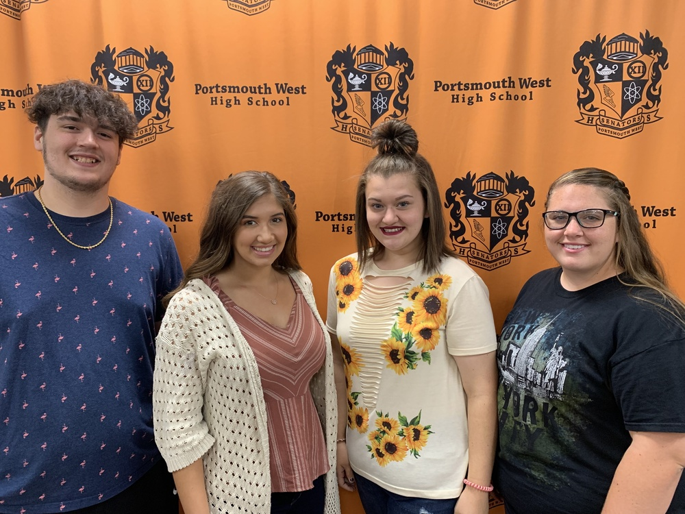 2019-2020 PWHS Class Officers