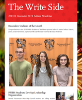 The Write Side December 2019 Edition