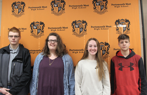 March 2020 Students of the Month