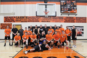 2020 Staff Vs State Trooper Game a Success!