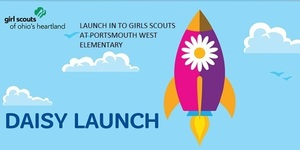 Launch Into Girls Scouts at PWES