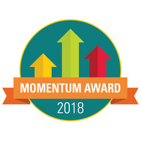 Middle School Receives State Momentum Award