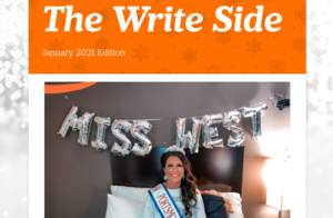 The Write Side January 2021  Edition