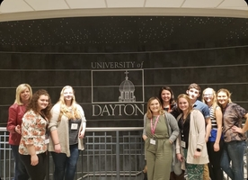 HPAC group attends 2nd Annual Southern Ohio Scholars Day