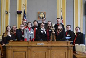 PWHS Mock Trial Team - Champions