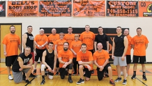 2019 Annual Troopers vs. Staff Basketball Game
