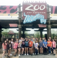 Focus3 All-Stars visit the Columbus Zoo