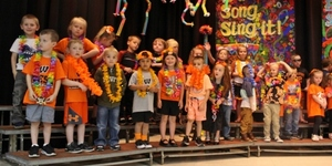 Preschool Spring Program & Graduation - 2019