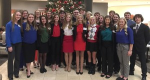 PWHS Ohio Model Nations Group Recognized