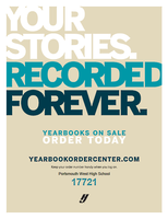 Yearbook - order online!