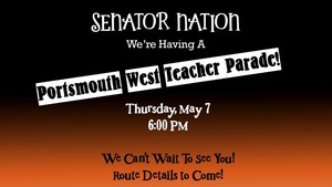 Portsmouth West Teacher Parade