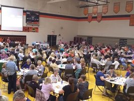 Purse Bingo Night A Success