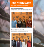 The Write Side Jan. - early March 2020 Edition