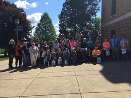 Anatomy students visit SSU