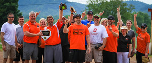 High School Staff wins the Annual Staff team building softball game