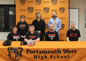 Powell Signs Letter of Intent to Play Baseball at Heidelberg