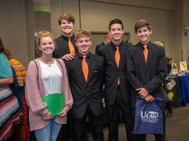 PWHS Students attend UCAN