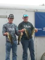 PWHS Bass Fishing Club members compete in state tournaments