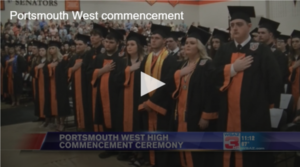 2019 PWHS Graduation Featured on WSAZ