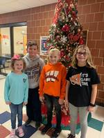 PWE December Students of The Month