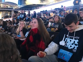 PWHS Students attend Night for the Fight by CancerFree Kids