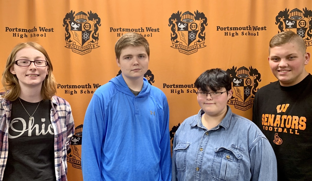 2019 October Students of the Month