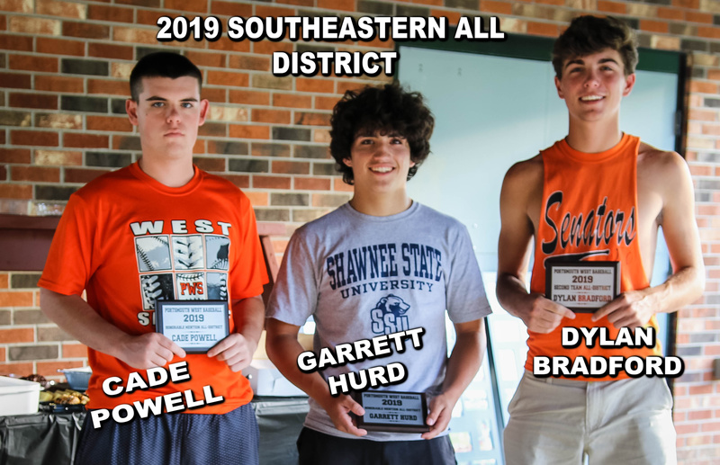 SOE All District players